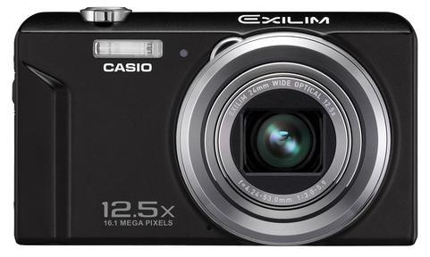 Digitale Kompaktkamera Casio Exilim EX-ZS 150 (16 MP, 12,5x opt. Zoom) für 84,90 €