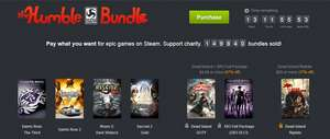 The Humble Deep Silver Bundle - Saints Row 2, Saints Row: The Third & Risen 2 ab 0,01 $ *Update*
