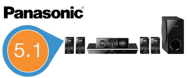 3D-Blu-ray-Heimkinosystem Panasonic BTT400 für 208,90 € *Update* jetzt für 188,90 € - 20% sparen