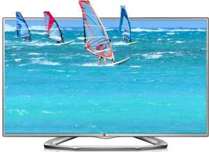 LED-Backlight-TV LG 32LA6136 (3D, Triple-Tuner, MHL) für 399 € - 15% Ersparnis
