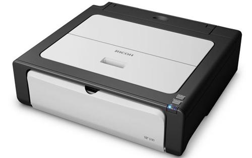 S/W-Laserdrucker Ricoh Aficio SP100 e für 24,90 € bei Notebooksbilliger - ab 10 Uhr