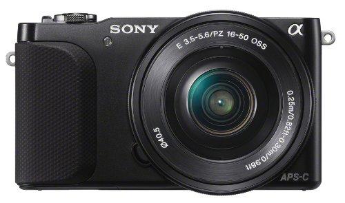 Systemkamera Sony Alpha NEX-3N inkl. 16-50-mm-Objektiv für effektiv 309 € *Update* jetzt für 299 €