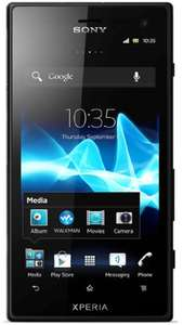 Sony Xperia acro S (4,3'' HD-Display, Dual-Core 1,5 GHz, Android 4.0) für 269 € - 11% Ersparnis