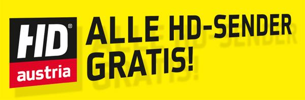 Testwochen bei HD Austria - alle HD-Sender gratis empfangen