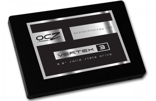 SSD-Speicher OCZ Vertex 3 (480 GB, SATA III, re-zertifiziert) für 205,90 € - 31% Ersparnis