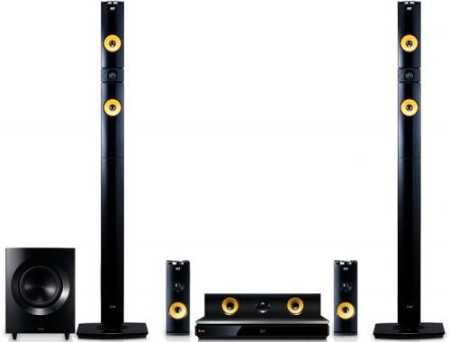 9.1 Blu-ray-Heimkinosystem LG BH9430PW (3D, 4K-Upscaling, WLAN) für 452,77  € - 25% Ersparnis