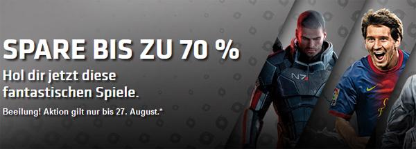 Gamescom-Sale bei Origin mit bis zu 70% Rabatt - z.B. Alice: Madness Returns für 3 €