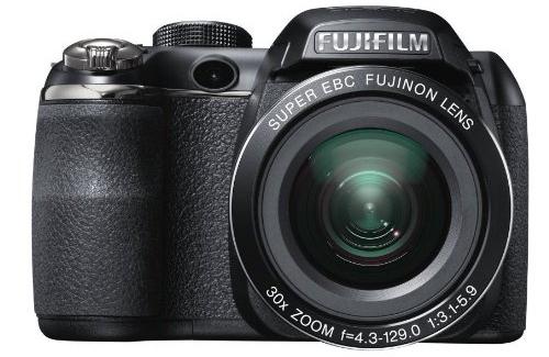 Digitalkamera Fujifilm FinePix S4500 für 110 € bei Amazon UK - 17% Ersparnis