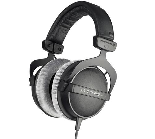 Studiokopfhörer Beyerdynamic DT 770 Pro 80 für 129 € bei Redcoon - 12% Rabatt