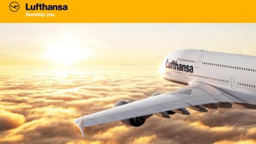 Lufthansa: 15 € Gutschein für Abflüge in Deutschland & 30 € bei Start in Österreich