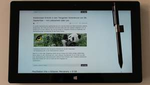 Preisjäger-Check: Microsoft Surface Pro im Test