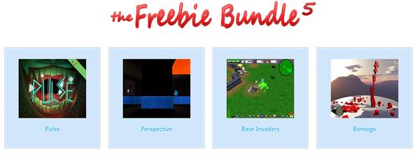 The Freebie Bundle - 20 Indie-Games komplett kostenlos herunterladen