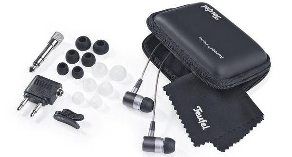 In-Ear-Ohrhörer Teufel Aureol Fidelity Titan für 77,77 € *Update* jetzt wieder erhältlich!
