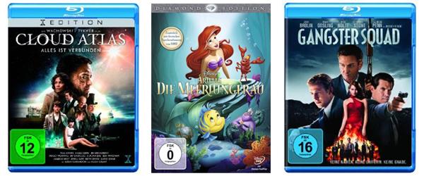 Amazon vs. Media Markt - gute DVD- und Blu-ray-Angebote