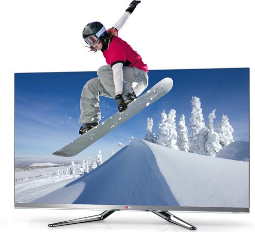 LG 47LM860V - 3D-Fernseher mit Triple-Tuner, WLAN und Smart TV ab 898,99 € - 18% sparen