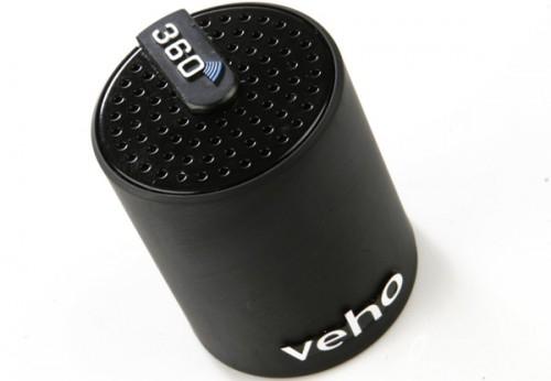 Bluetooth-Lautsprecher Veho 360° M3 für 11,85 € - 30% Ersparnis