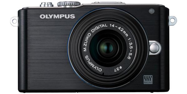 Olympus PEN E-PL3 - Systemkamera mit 12 MP und 14-42-mm-Objektiv für 249 € *Update* 17% sparen