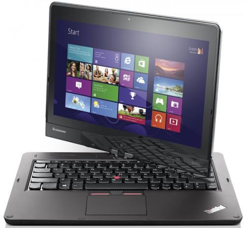 Lenovo ThinkPad Twist - Convertible-Ultrabook mit i3-CPU & 4 GB RAM für 557,89 € - 14% Ersparnis