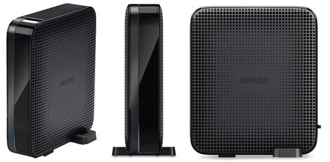 Netzwerkspeicher Buffalo LinkStation Live mit 2 TB für 99 € bei Redcoon