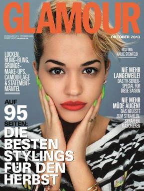 Glamour Shopping Week - Rabatte bei über 161 Unternehmen - vom 5. bis 12. Oktober 2013 *Update*