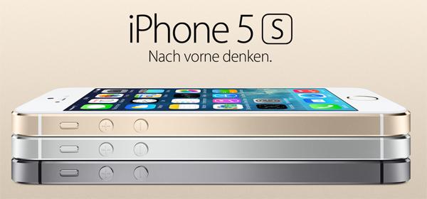 Apple iPhone 5C ab 569 € und Apple iPhone 5S ab 669 € vorbestellen bei Saturn