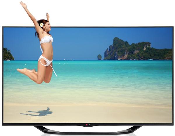 LG 60LA7408 - 3D-LED-Backlight-TV (Triple-Tuner, WLAN, Smart TV) für 1599 € *Update* jetzt für 1379 €