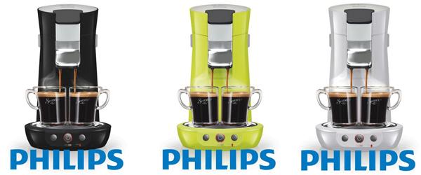 Philips Senseo Viva HD 7825 für 55 € bei Mömax - 19% Ersparnis