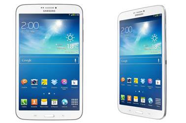 Samsung Galaxy Tab 3 8.0 (16 GB, WiFi) für 239 € im Cybersale - 14% Ersparnis