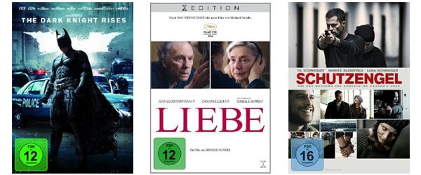 Film- und Serienangebote bei Amazon - z.B. 2 Blu-rays für 13 € oder Boxsets zum Aktionspreis