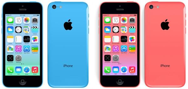 Top! Apple iPhone 5C ab effektiv 428,11 € durch 155,89 € Gutschrift bei Rakuten