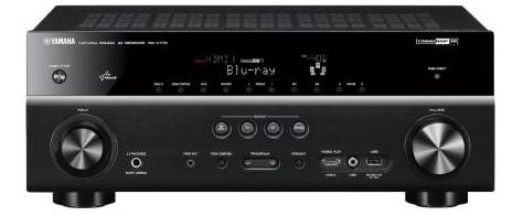 7.2 AV-Receiver Yamaha RX-V773 (3D, 4K-Upscaling, AirPlay) für 444 € *Update* jetzt für 378,90 €!