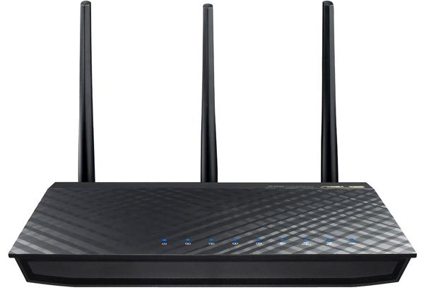 Dualband-Router Asus RT-AC66U mit bis zu 1300 MBit/s via WLAN für 119,90 € *Update*