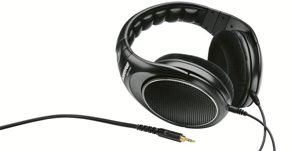 Studio-Kopfhörer Shure SRH1440 für 185,90 € bei iBOOD - 27% Ersparnis