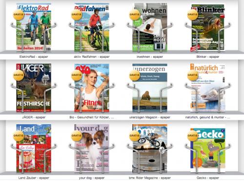 3 Magazine als E-Paper komplett kostenlos herunterladen - keine Kündigung nötig (kein Abo)