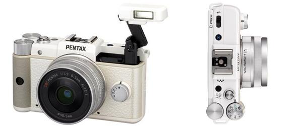 Systemkamera Pentax Q mit 8,5 mm- + 5-15-mm-Objektiv für 269 € - 24% sparen