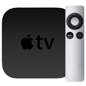 Apple TV 3 - Multimedia-Player mit AirPlay und WLAN für 79 € *Update* jetzt 12% sparen