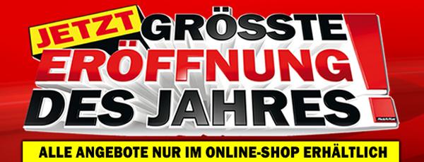 """Media Markt: """"Neueröffnung"""" des Online-Shops - alle Angebote im Schnäppchencheck"""