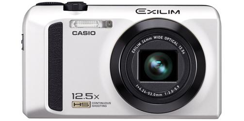 Digitale Kompaktkamera Casio Exilim EX-ZR300 für 99 € - 21% Ersparnis *Update*