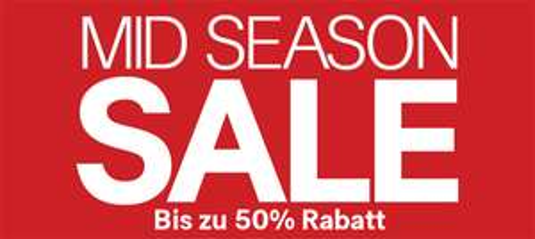 Midseason-Sale bei H&M mit bis zu 70% Rabatt und zusätzlich 25% und 5 € sparen mit Gutscheinen
