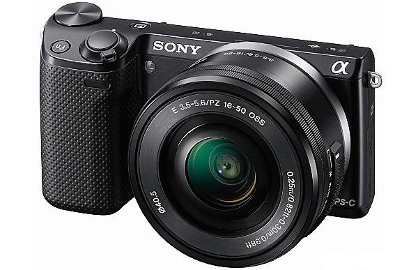 Systemkamera Sony Alpha NEX-5R mit 16-50-mm-Objektiv für 450 € bei Saturn Österreich