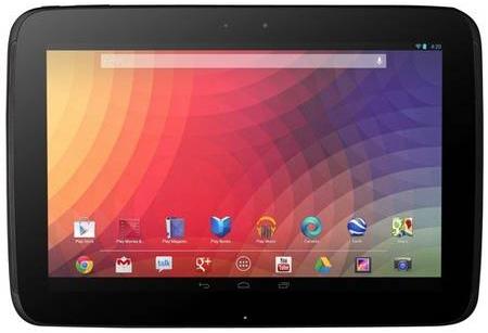 Für Grenzgänger: Google Nexus 10 (16 GB, WiFi) für 243 € bei Interdiscount *Update* jetzt für 163 €