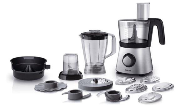 Küchenmaschine Philips HR 7769/00 für 70 € bei Mömax - 26% Ersparnis