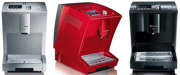 Top! 200 € Sofortrabatt auf Severin One Touch Kaffee-Vollautomaten bei Amazon - bis zu 31% sparen