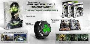 Tom Clancy's Splinter Cell Blacklist Ultimatum Edition ab 33,97 € *Update* jetzt für 16,42 € - 63% sparen
