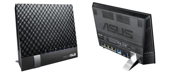 Dualband-Router Asus RT-AC56U ab 99,90 € *Update* jetzt für 75,98 € - 25% sparen