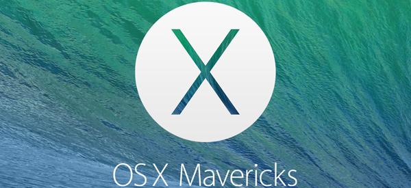 Apple: Neues Betriebssystem OS X Mavericks ab sofort kostenlos herunterladen
