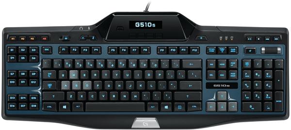 Gaming-Tastatur Logitech G510S für 88 € *Update* jetzt für 79 € - 14% sparen
