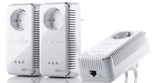 Devolo dLAN 500 AVplus Network Kit ab 99 € - bis zu 25% Ersparnis