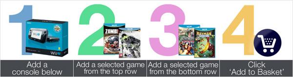 Nintendo Wii U Premium Pack + 2 Spiele für 288 € bei Amazon UK *Update* jetzt im Mario & Luigi-Pack für 267 €