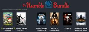 The Humble WB Games Bundle - u.a. mit Batman: Arkham Asylum ab 0,73 €